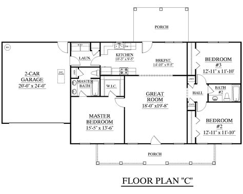 House Plans With Big Windows 100 house plans with big windows master bedroom