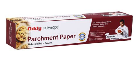 How To Make Parchment Paper For Baking - buy oddy uniwraps parchment paper for baking in