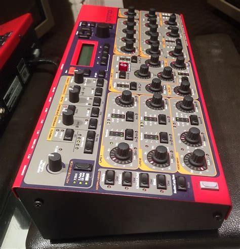 Nord Rack 3 by Nord Lead 3 Rack Reverb