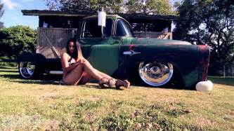 57 Ratrod Truck By Juanky Built Youtube