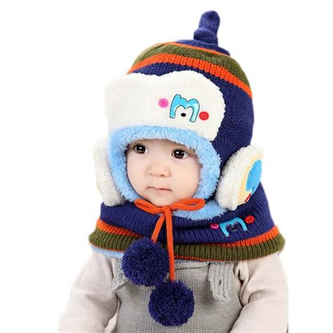 Luxe To Less Winter Hats Up 2 by Baby Winter Hat And Scarf Set Warm Infant Beanie Cap