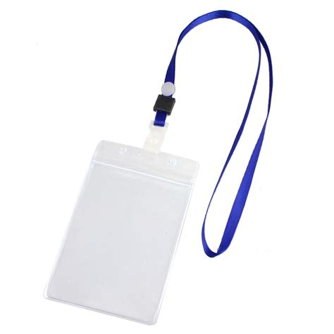Lanyard Id Card Holder 5 pvc id holder lanyard badge holder lanyard free sle
