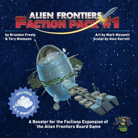 Pdf New Frontiers Expansion Wars Trilogy by Frontiers Faction Pack 1 Exp