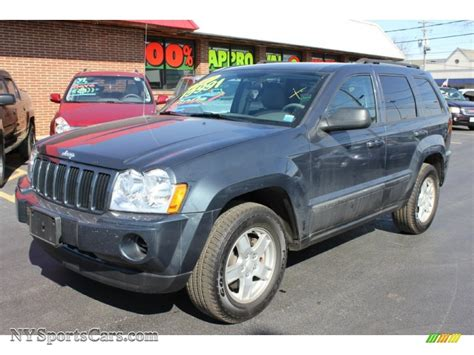blue jeep grand cherokee 2007 jeep grand cherokee laredo 4x4 in steel blue metallic