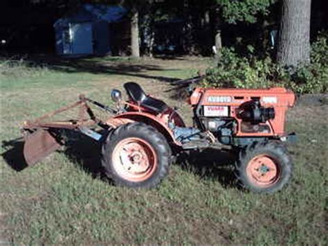 Used Farm Tractors For Sale Kubota 4wd Diesel Tractor