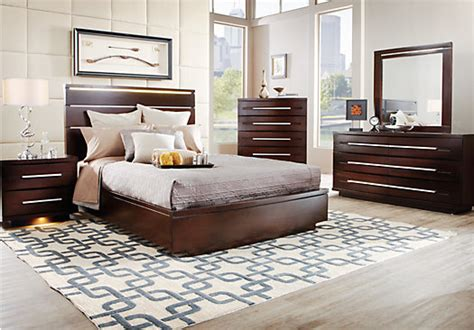 Marbella Bedroom Furniture Marbella 7 Pc Bedroom Bedroom Sets