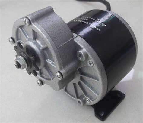 Jual Brushed Dc Motor aliexpress buy 350w 36 v gear motor brush motor electric tricycle dc gear brushed motor