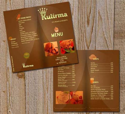 restaurant menu templates psd 60 free premium psd brochure templates webprecis