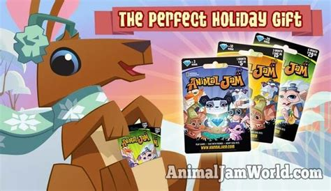 Www Animaljam Com Gift Card - 17 best images about free animal jam membership giveaways on pinterest code for