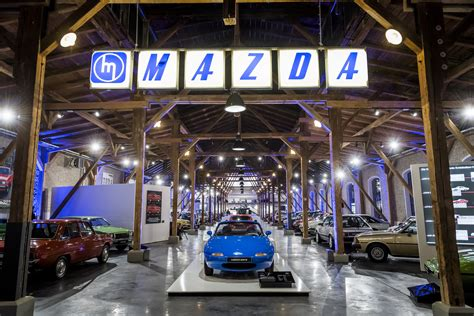 mazda germany mazda museum opens in germany inside mazda