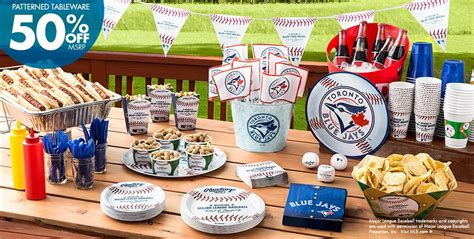 Cake Decorating Supplies In Toronto by Mlb Toronto Blue Jays Supplies City Canada