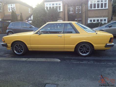 datsun sss coupe for sale datsun bluebird sss coupe 1770cc 1981