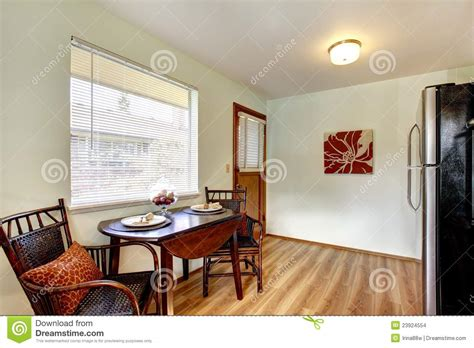 kitchen and eating area stock photos image 12656533 small kitchen eating table area interior stock photo