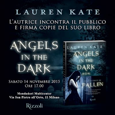 fallen film in uscita bookspedia lauren kate a milano e anteprima di quot angels in