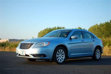 Chrysler Blue by 2012 Chrysler 200 Blue Motoring Rumpus