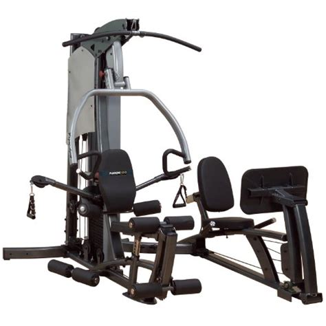 solid fusion f500 flp home with leg press 310 lb