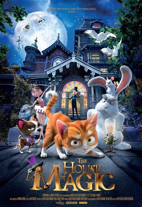 house of thunder review quot thunder and the house of magic quot come for the cat stay for the magic toon