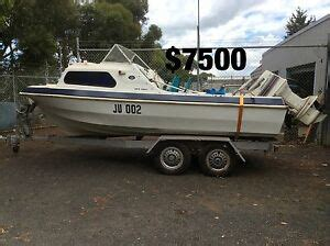fishing boats for sale geelong fishing boat in geelong region vic boats jet skis