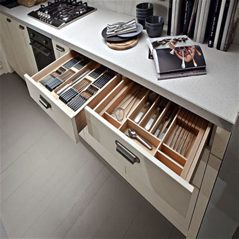Ergonomic Kitchen Design by Modular Kitchen Drawer Accessory Dealer Delhi India