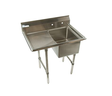 1 compartment stainless steel sink restaurant veggie sinks