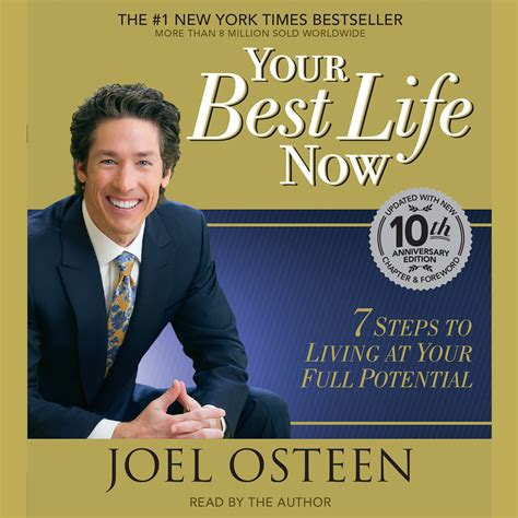 biography today book download your best life now abridged audiobook by joel