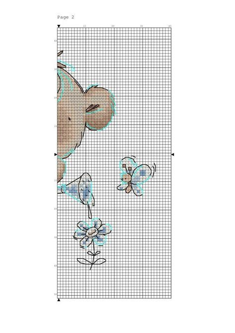 Cross Stitch Kc Baby X 0136 2351 best punto de 2 images on embroidery cross stitching and crossstitch