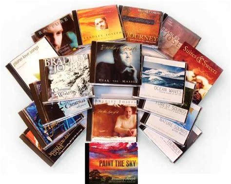 Cd Original You Special Collection For Collector pianist bradley joseph special 99 20 cd collection