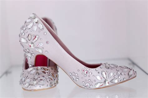 Fws Sepatu Cantik Wanita Pantopel Heels Kerja Pesta Gelang Salem model dan harga sepatu wedding november 2016