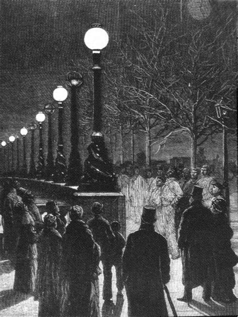 first electric street lights london secrets here are 9 you don t know about probably