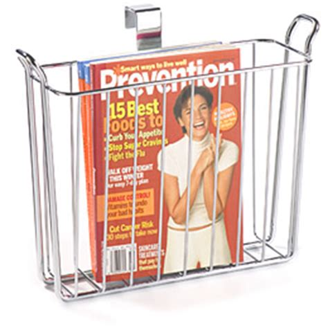 bathtub magazine holder classico overtank magazine holder the container store