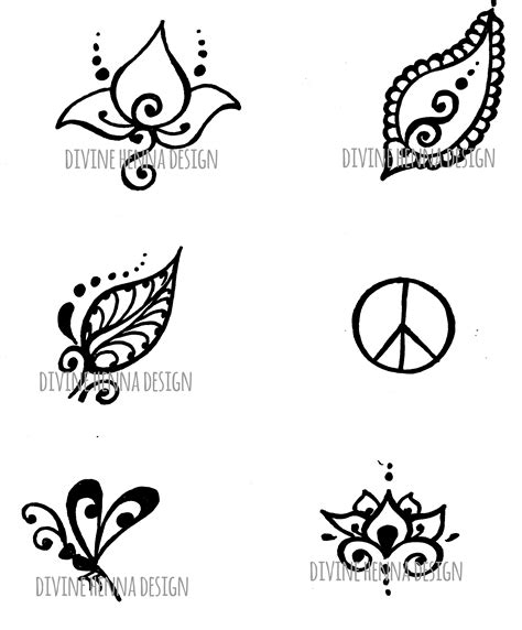 printable henna tattoo designs printable henna patterns makedes