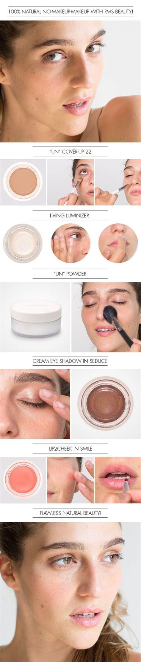 natural no makeup tutorial 11 quot no makeup quot makeup tutorials perfect for spring belletag