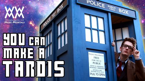 build  tardis limited tools needed  plans