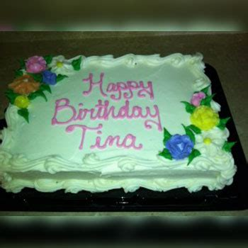 Stop And Shop Bakery Birthday Cakes Corbo S