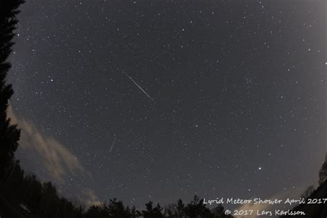 lyrids meteor shower april 2017 2017 years meteor shower lyrids