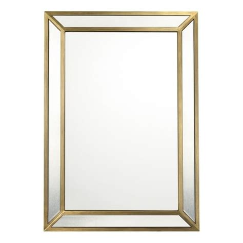 ferguson bathroom mirrors capital lighting cm412402 square rectangular mirror