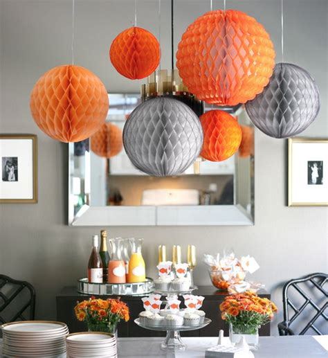 17 best images about gray orange baby shower on pinterest
