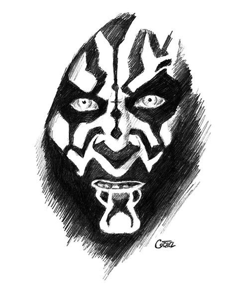 darth maul by sumo0172 on deviantart