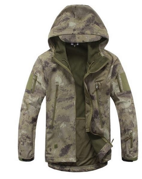 Lurker Shark Skin Soft Shell Tad V4 0 Outdoor Tactical Jacket www softair italia it
