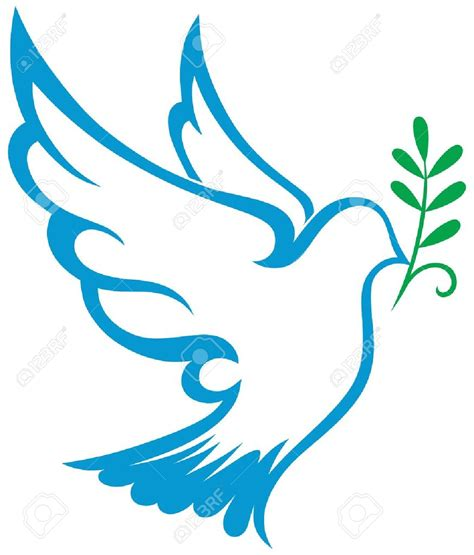 holy spirit clip pidgeons clipart holy spirit pencil and in color