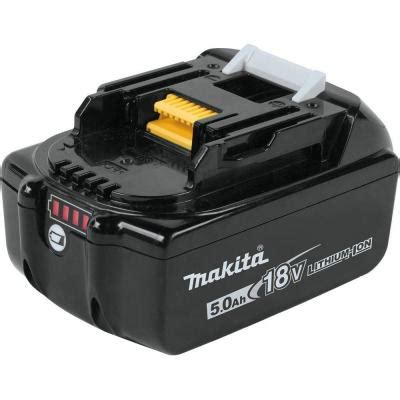 makita 18 volt lxt lithium ion 5 0ah battery bl1850b the