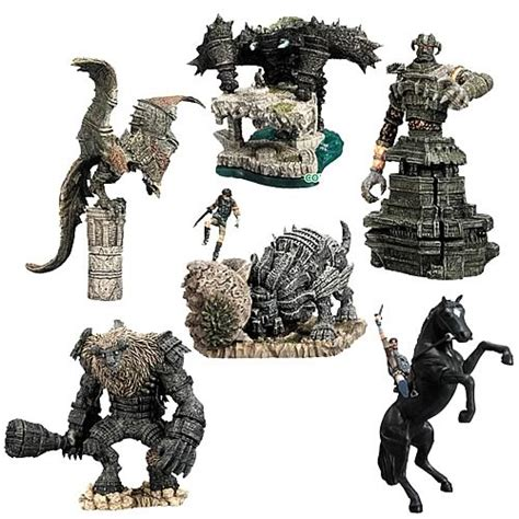 shadow of the colossus one coin grande figure case