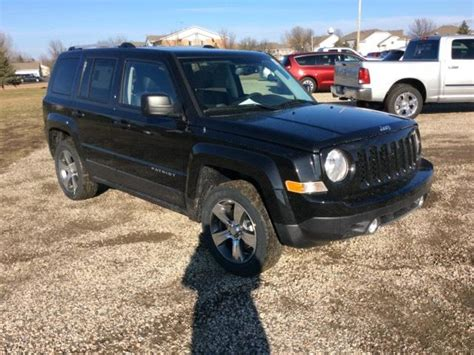 jeep patriot 2017 high altitude 2017 jeep patriot high altitude