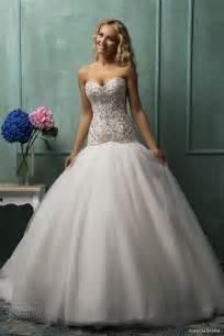 Amelia sposa wedding dresses 2014 rafaela strapless sweetheart drop