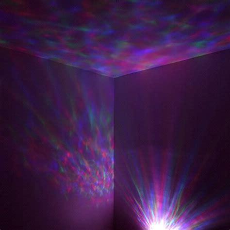 ocean wave night light  star projector mood lamp