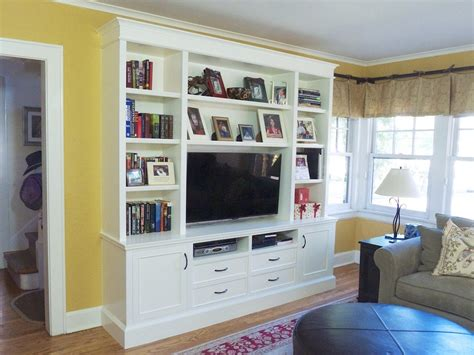 built in cabinet ideas decorating the entertainment corner with built in wall