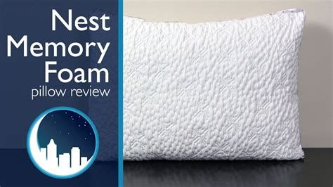 nest bedding reviews nest bedding memory foam pillow review doovi
