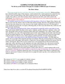How To Write A Five Paragraph Essay Outline by 5 Paragraph Essays