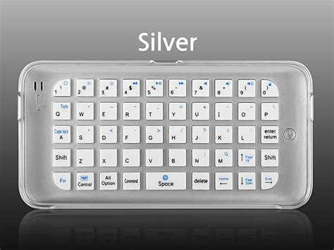 iphone     ultra thin bluetooth keyboard