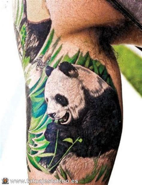 panda tattoo ink tatuajes de oso panda significado bear tattoo